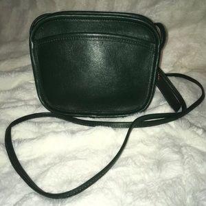 Coach Vintage Green Hadley Crossbody Style 9935